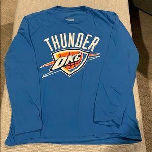 OKC Russell Westbrook Long Sleeve T Shirt